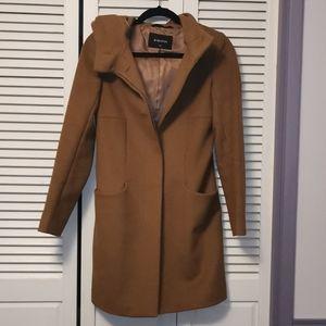 Babaton Hooded Cocoon Jacket